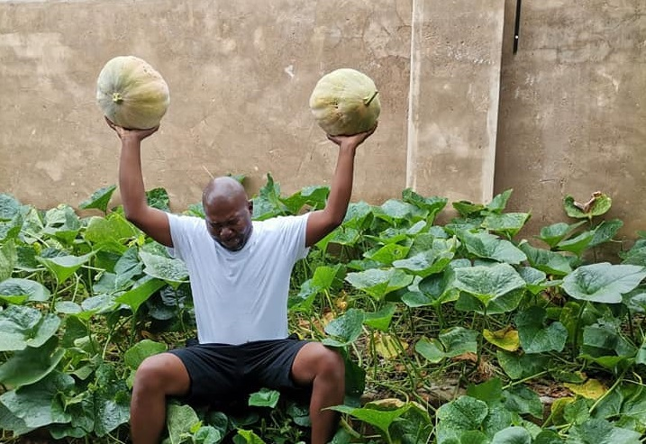 A letter to Njo BaNkuna aka the 'Cabbage Bandit' - The country's hero