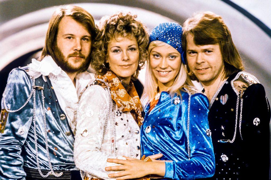 ABBA virtual reunion tour