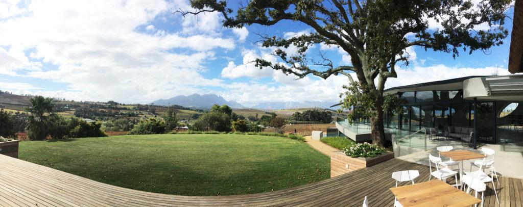 A five-course adventure awaits at Louisvale Wine Estate