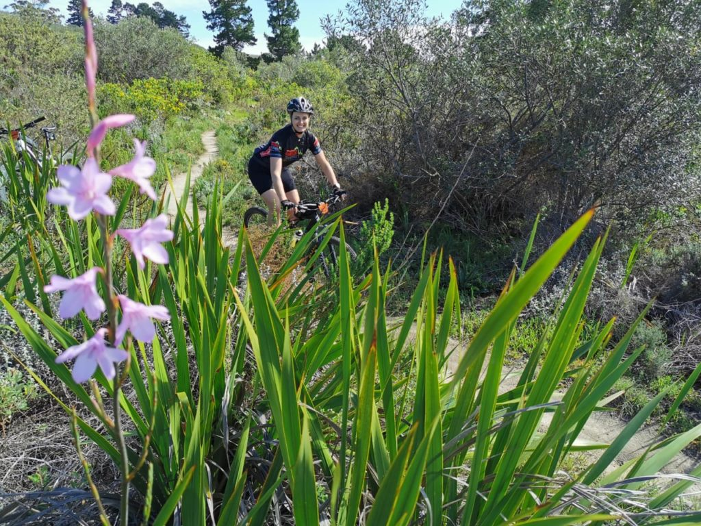Run, ride or sip some wine to conserve the Bottelary Hills in October
