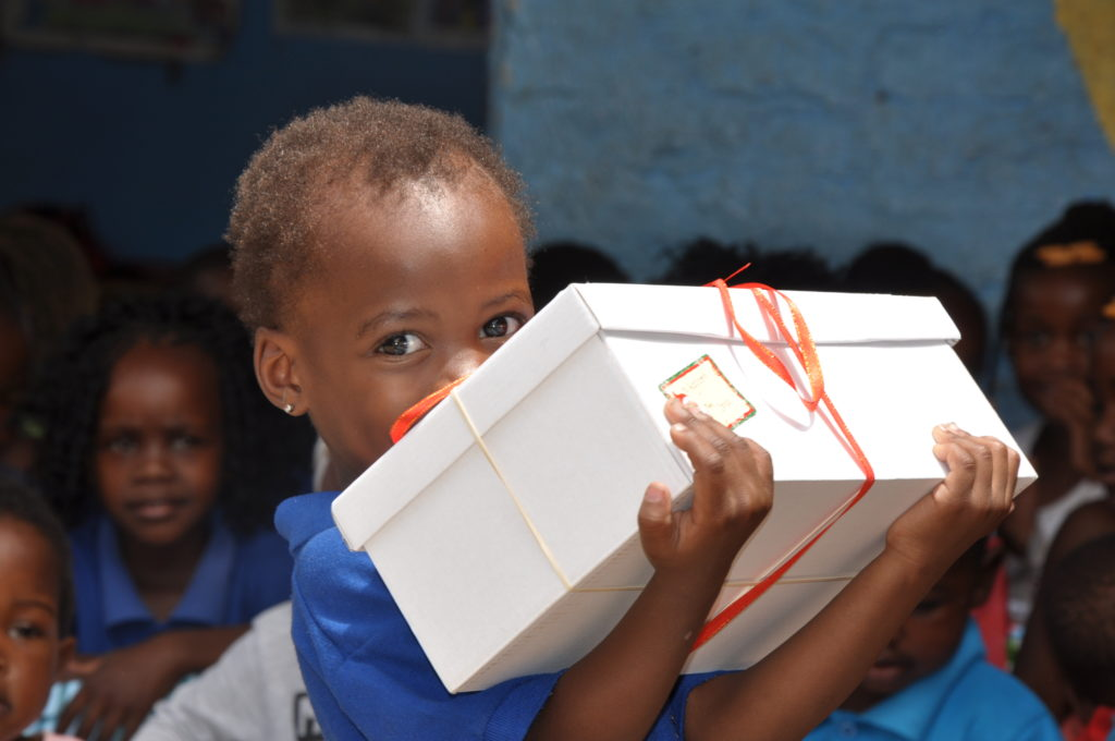 Santa Shoebox Project going 'beyond the million' to support kids in need