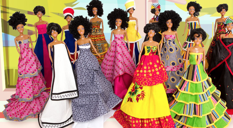 The Barbie empire of SA's cultural queens