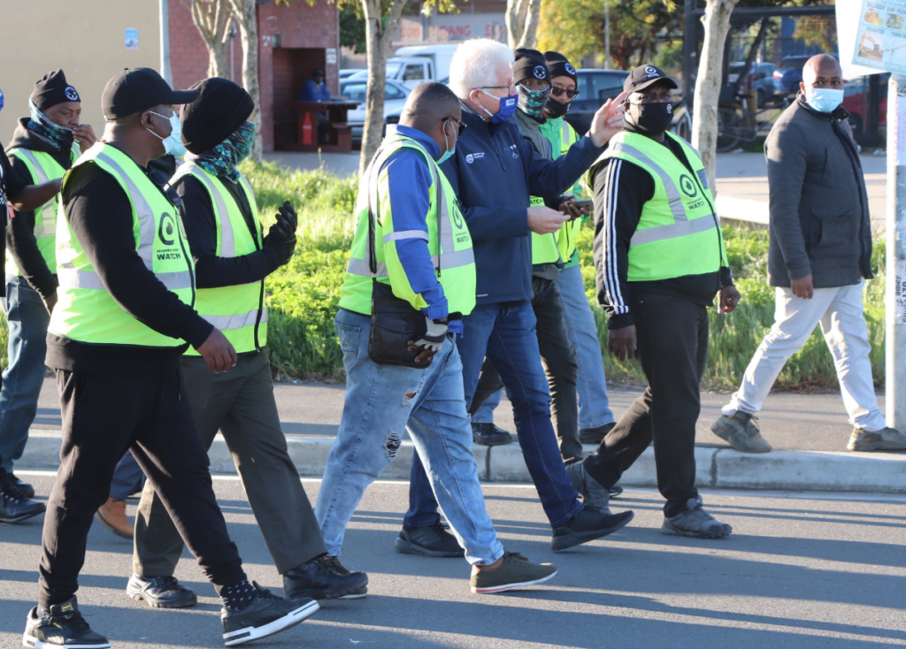 COCT to strengthen Neighbourhood Watch patrols with a further R500 000 for equipment