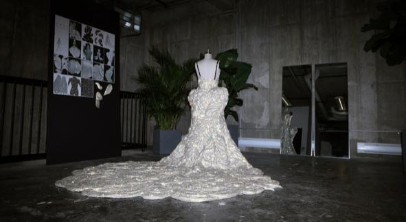 Simone Biles' dress took 100 people to make, and other Met garment gazes
