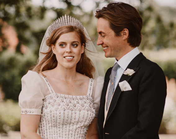 Princess Beatrice gives birth, the littlest royal is here