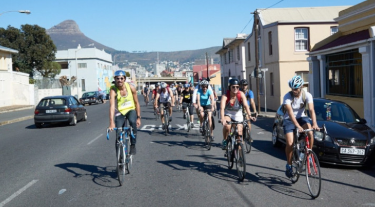 Call to Capetonian cyclers! This Heritage Day event has your bike's name on it