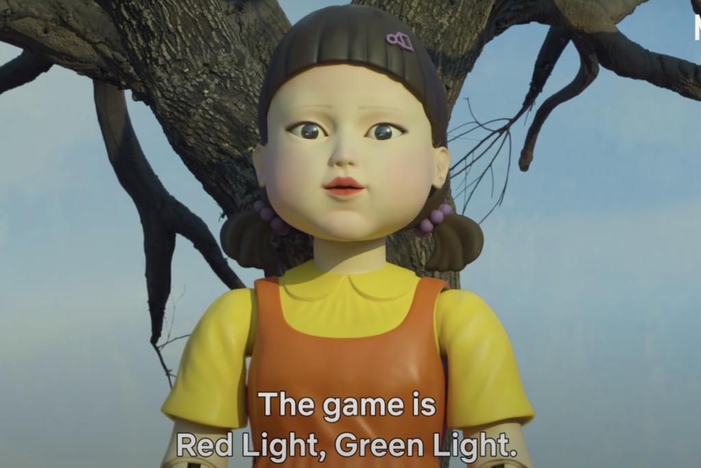 Squid Game on Netflix proves to be more than child's play