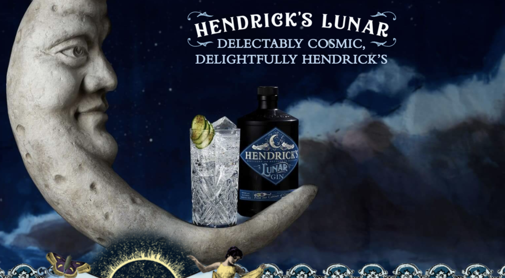 Three ways to gin & tonic under the moonshine - delectably cosmic