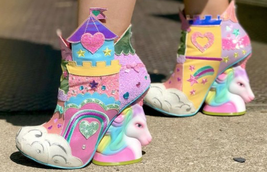 500 pairs and R600K worth - meet the quirky shoe guru