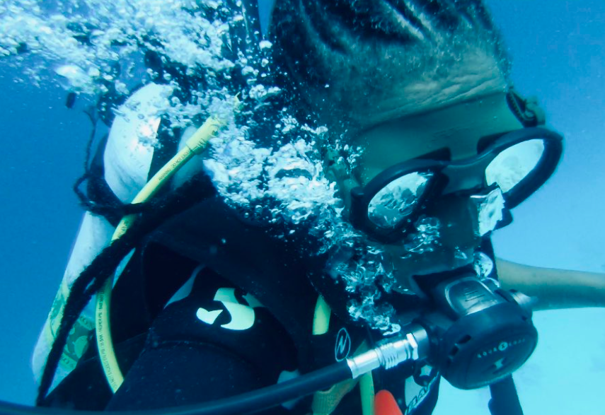 Black Mermaid Foundation aims to introduce the ocean to disadvantaged youth