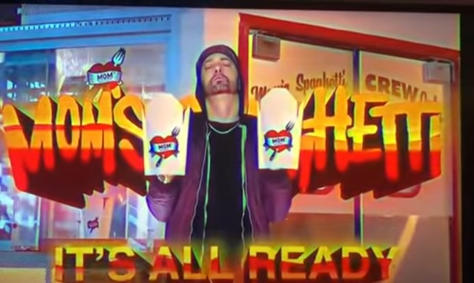 "Eminem set to open his new restaurant called ""Mom's Spaghetti"""