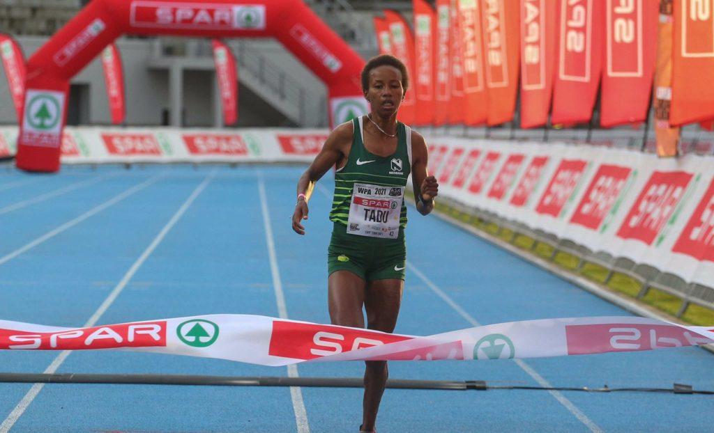 Tadu Nare wins SPAR grand prix