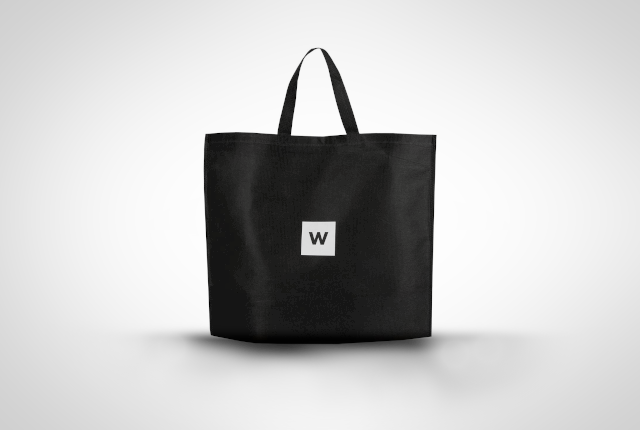Customers can now drop off their Woolies bags at two stores in Cape Town