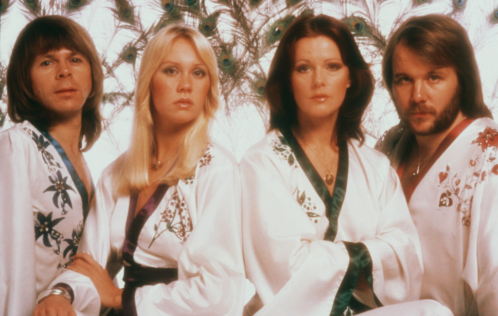 ABBA livestream reunion
