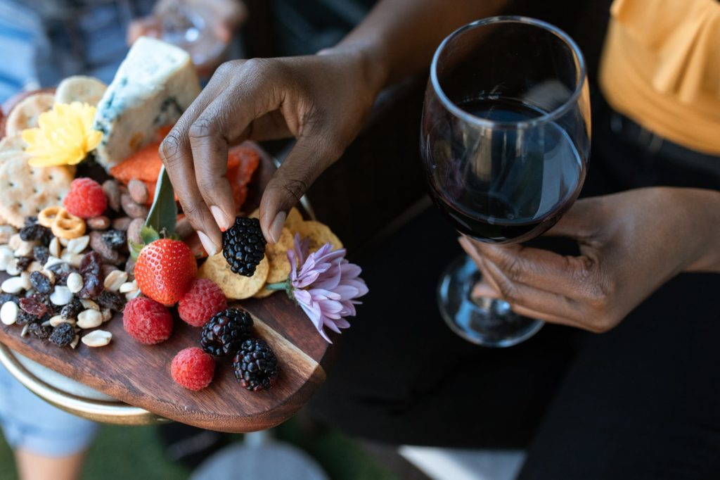 The most sought-after wine tasting pairings in Stellenbosch