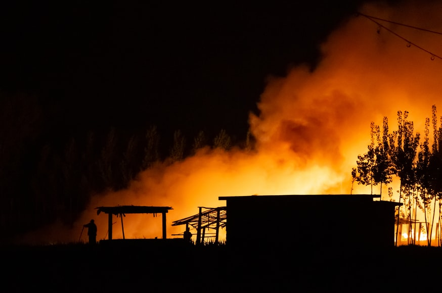 Elderly man dies in Newlands complex fire, sustained internal and external injuries