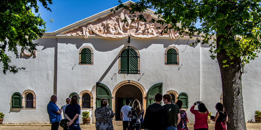 Groot Constantia Heritage Month celebrations showcasing culture, music and wine