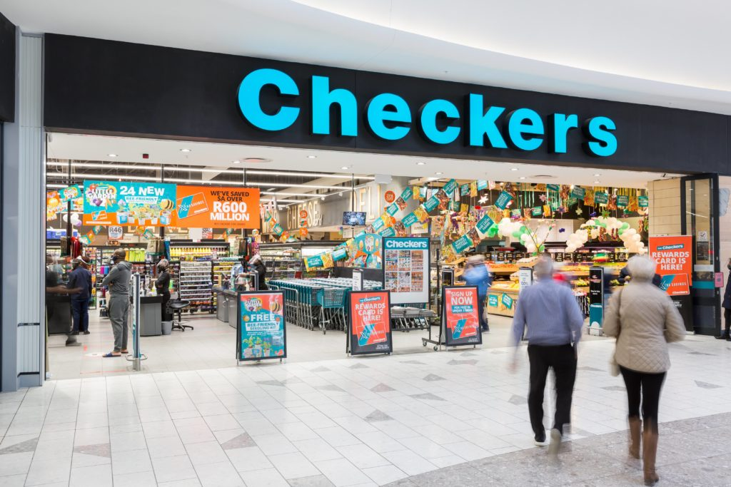 checkers goes after woolwo
