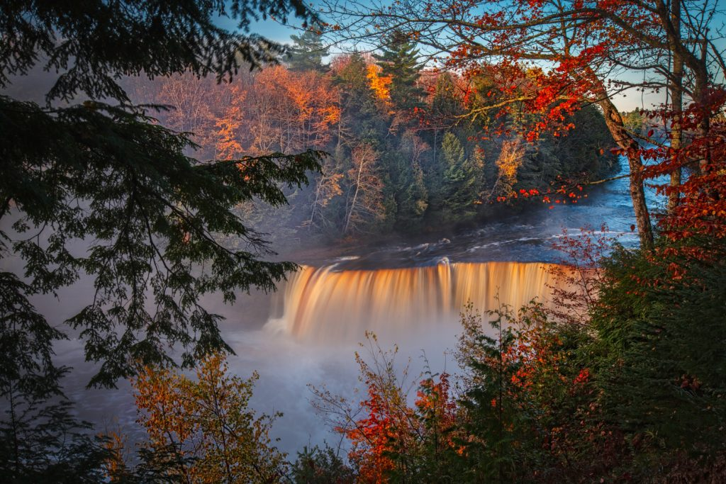Waterfalls, landmarks and overall beauty found in our scenic country