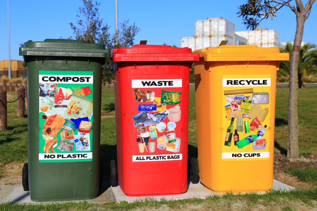 Start recycling organic waste this National Recycling Day