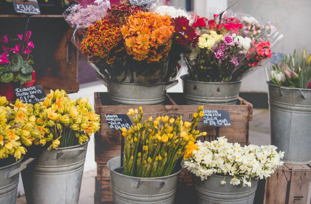Business is flourishing for CT flower sellers due to COVID-19 related deaths