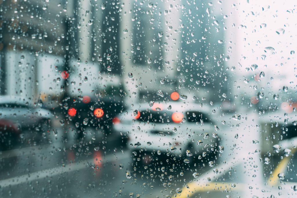 The rain won't last forever- Friday weather forecast