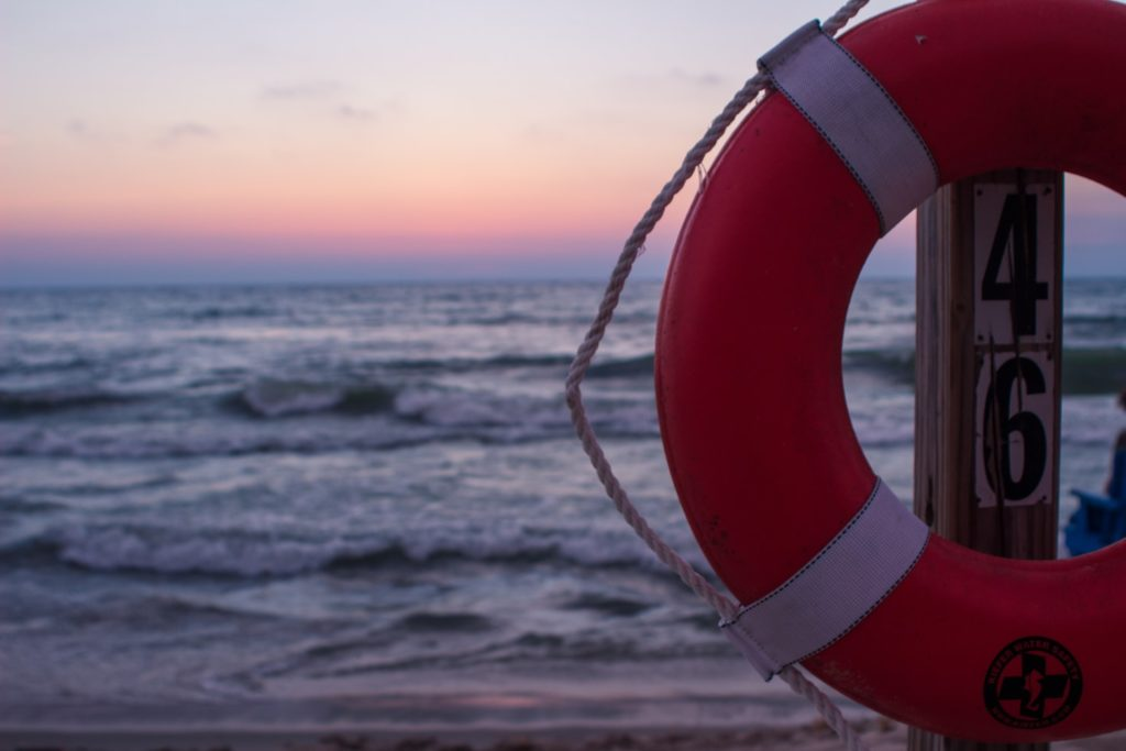 Search efforts continue for man who fell off paddle ski in Kalk Bay