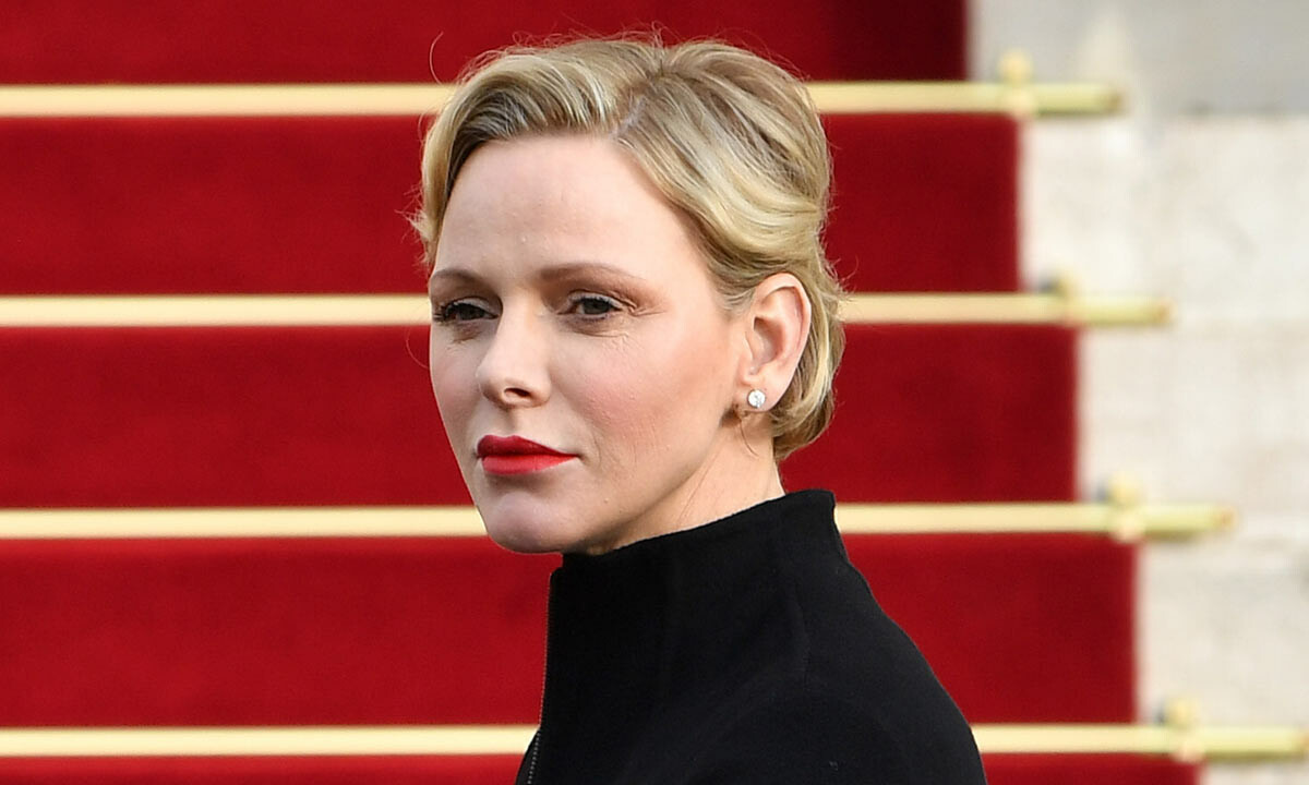 Princess Charlene of Monaco rushed to hospital after collapsing