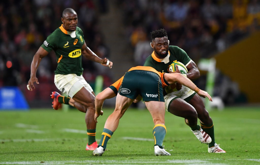 Win or lose, we fight with them - man pens open letter to Springboks critics