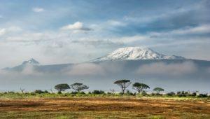 Mount Kilimanjaro- Eerste River
