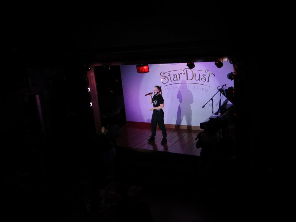 Experience the magic of all things Disney at Stardust, home of the singing waiter