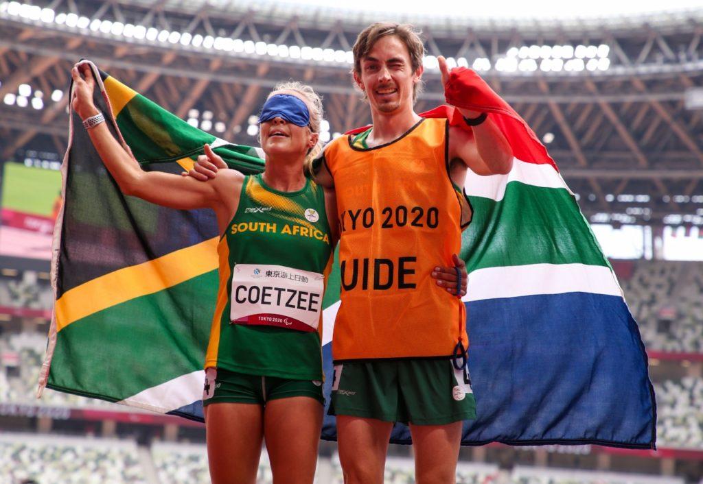 Team SA bags seven medals and three world records at Tokyo Paralympics