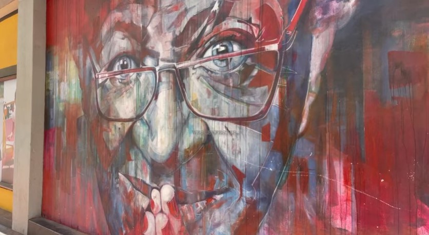 WATCH: Desmond Tutu mural defaced in Cape Town with K-word
