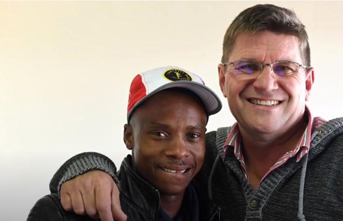 Inspirational amputee athlete, Xolani Luvuno has passed away