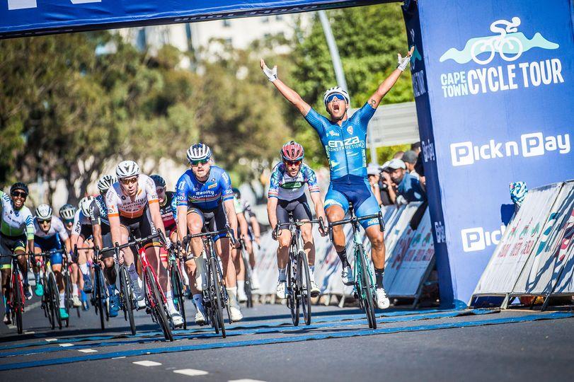 Cape Town Cycle Tour: Nolan Hoffman secures his 4th title
