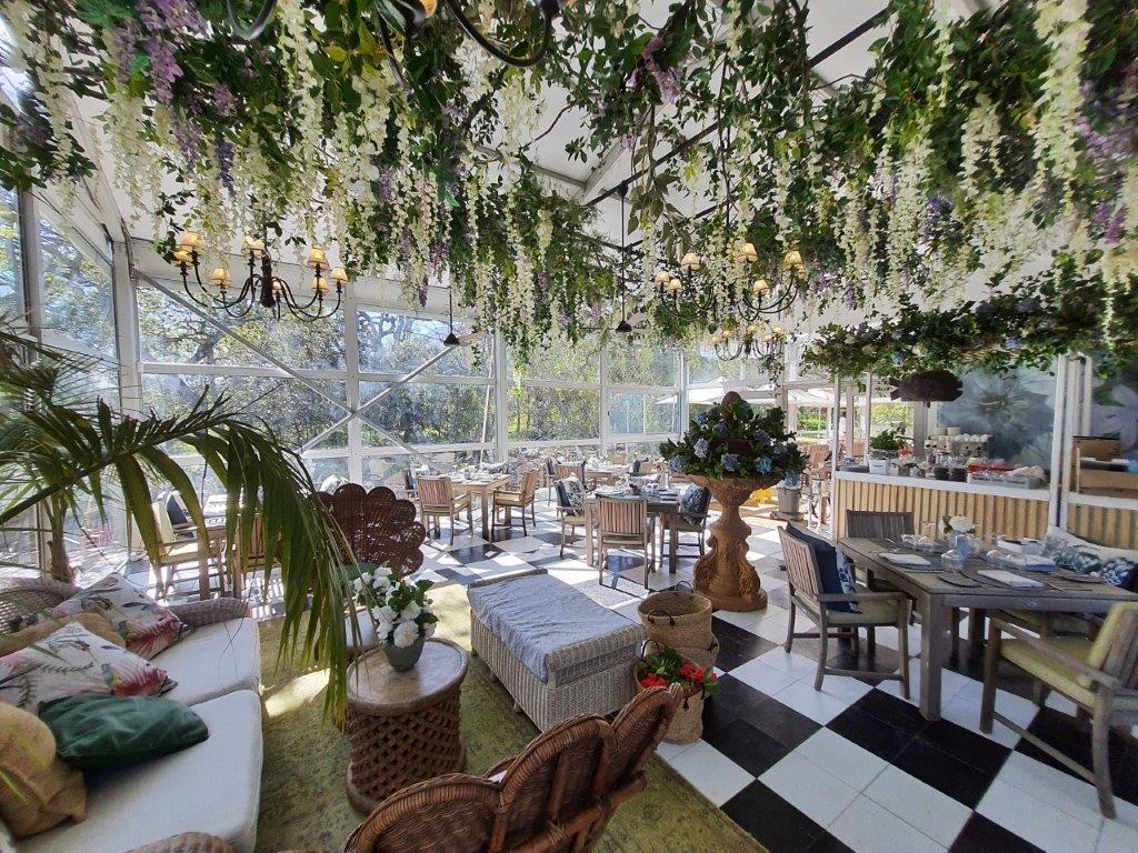 Vergelegen Wine Estate launches their second pop-up restaurant