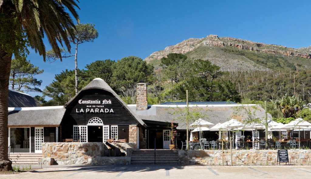 Ending off Sundays the right way with La Parada at Constantia Nek