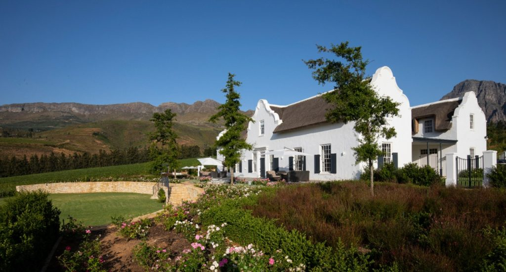 Whisk away to an elegant country retreat at Brookdale Estate