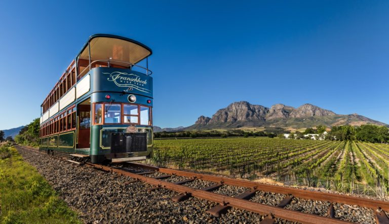 Wine Tram journey of dreams: discover the true essence of the Franschhoek Valley