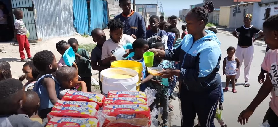 WATCH: Mother Soup Project feeds communities around Cape Town