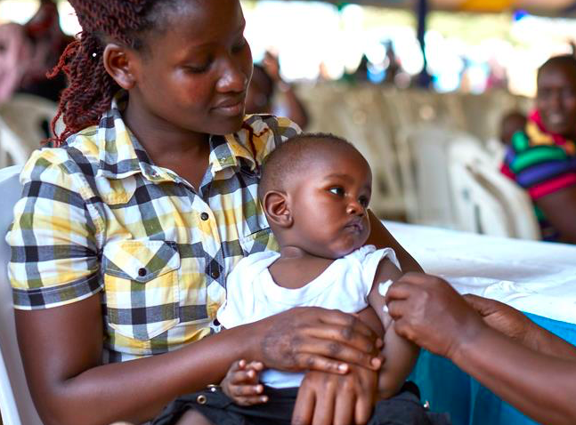 Ground-breaking malaria vaccine now endorsed by W.H.O