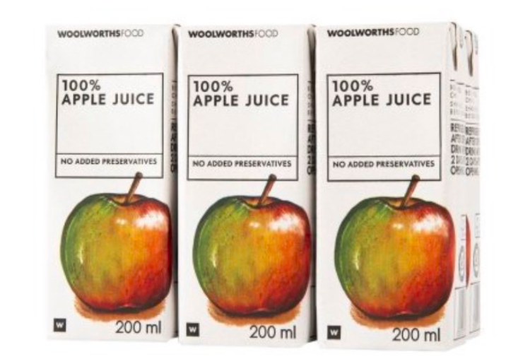 Woolworths rolls out mass apple juice recall