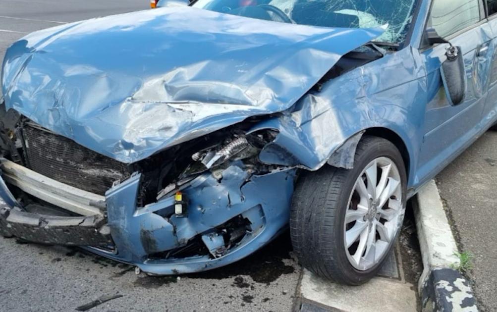 Plattekloof car crash leaves one dead and three others injured