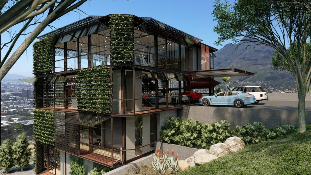 Take a look at Cape Town's first luxury estates located in the city