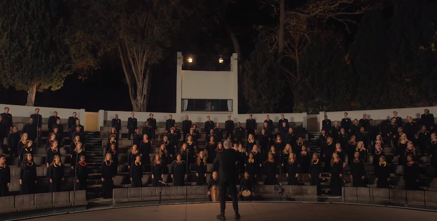 WATCH: Stellenbosch University Choir does it again, leaving viewers with goosebumps