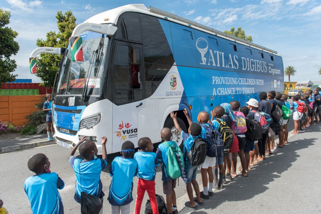 Mobile classroom programme to offer academic support to kids from Langa