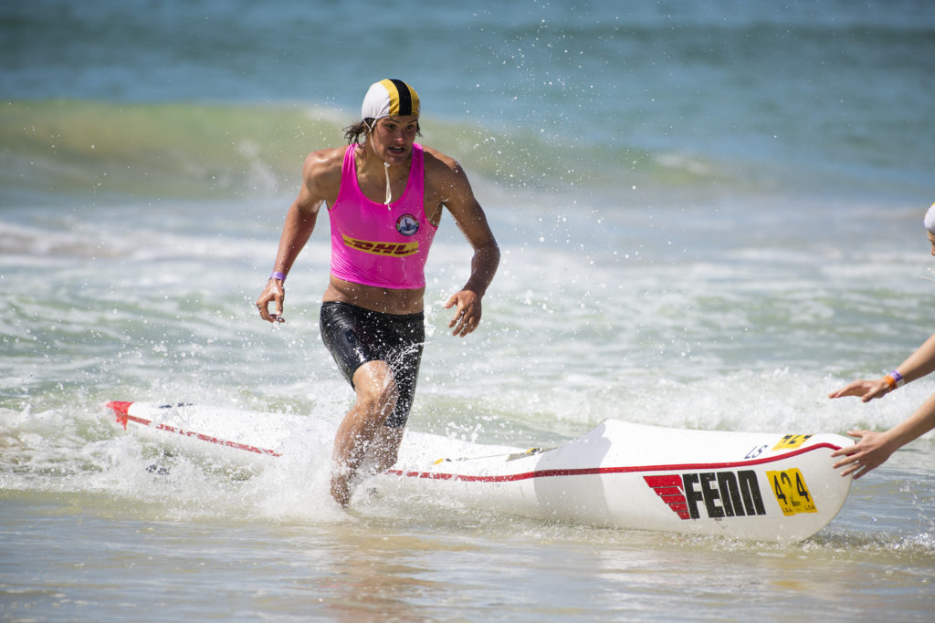 Clifton's lifesavers sensational in the surf