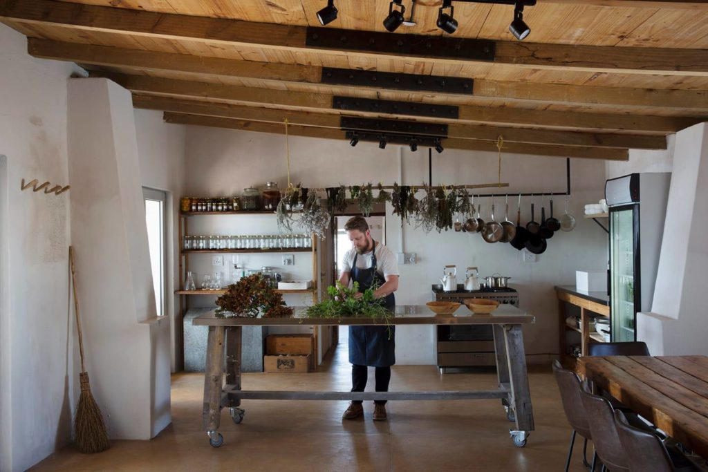 Wolfgat in Paternoster secures spot in the World's 50 Best Restaurants